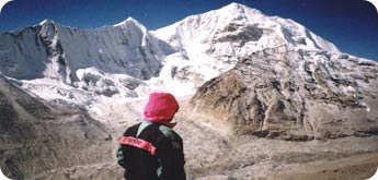 Baruntse Expedition, Nepal